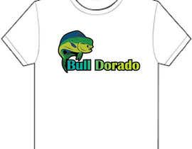 #11 cho Bull Dorado for a fishing shirt. bởi ngahoang