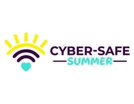 #56 for Logo for Cyber-Safe Summer by MdShalimAnwar