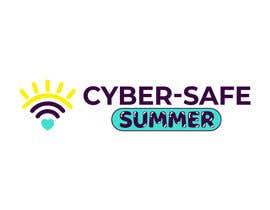 #59 for Logo for Cyber-Safe Summer by MdShalimAnwar