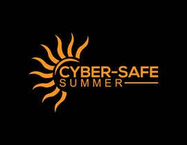 #62 for Logo for Cyber-Safe Summer by aklimaakter01304