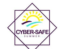 #54 for Logo for Cyber-Safe Summer by THOSdesign