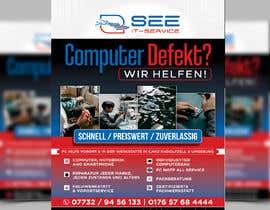 #150 untuk Design poster A1 for a computer company oleh meenapatwal