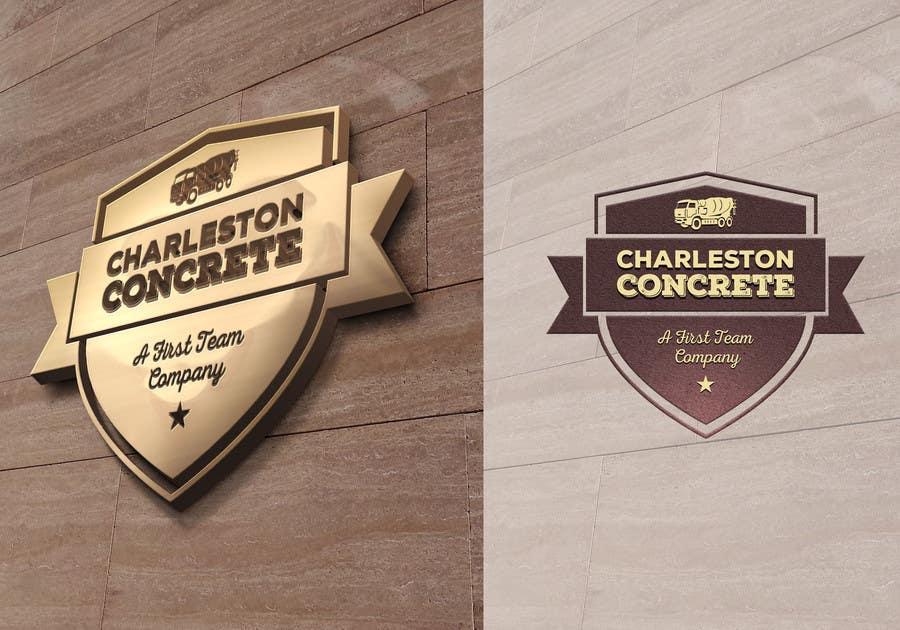 Konkurrenceindlæg #70 for Design a Logo for Charleston Concrete