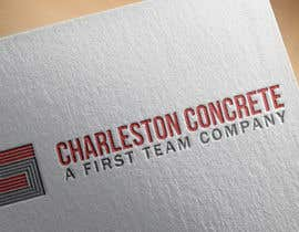 #67 for Design a Logo for Charleston Concrete by RuslanDrake
