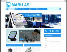 #27 para Design a set of website banners for MABU AS por adriandudkiewicz