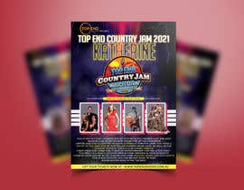 #46 for Create Posters for a Country Jam by TheLostEditor