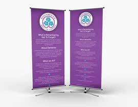 #10 cho Design a standing banner for a small charity bởi denisbogdan13