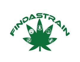 Nro 205 kilpailuun FindaStrain Logo käyttäjältä nasimbillal2021