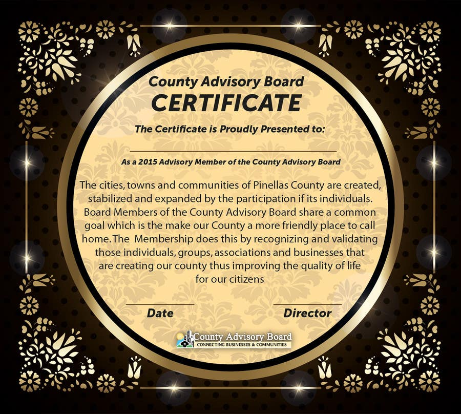 Contest Entry #                                        19                                      for                                         Design a membership certificate