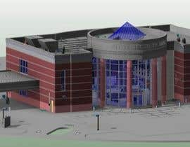 #3 for Do some 3D Modelling and CAD for designing a bank branch by Decomex
