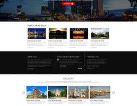#7 cho Design a Website Mockup for City Travelling Guide bởi nikil02an