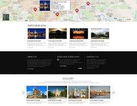 #8 cho Design a Website Mockup for City Travelling Guide bởi nikil02an