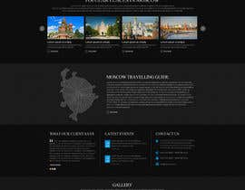 #10 cho Design a Website Mockup for City Travelling Guide bởi nikil02an
