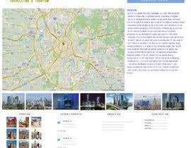 #5 cho Design a Website Mockup for City Travelling Guide bởi AdityaMalviya