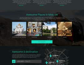 #12 cho Design a Website Mockup for City Travelling Guide bởi sahapramesh