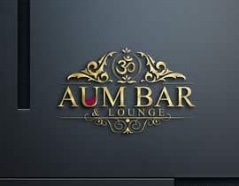 Nro 85 kilpailuun Logo Design for Aum Bar & Lounge käyttäjältä Rakibul0696