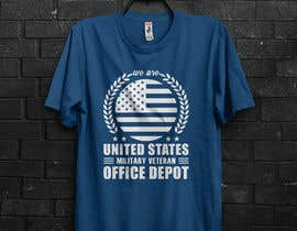 #455 for Military Veteran T-Shirt Design af Hridhya23