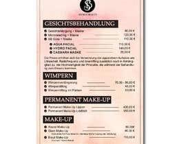 Nro 20 kilpailuun Flyer for cosmetic studio needed käyttäjältä taklimashima246