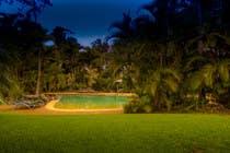 Turn 2 daytime real estate photos into beautiful twilights için Photoshop37 No.lu Yarışma Girdisi