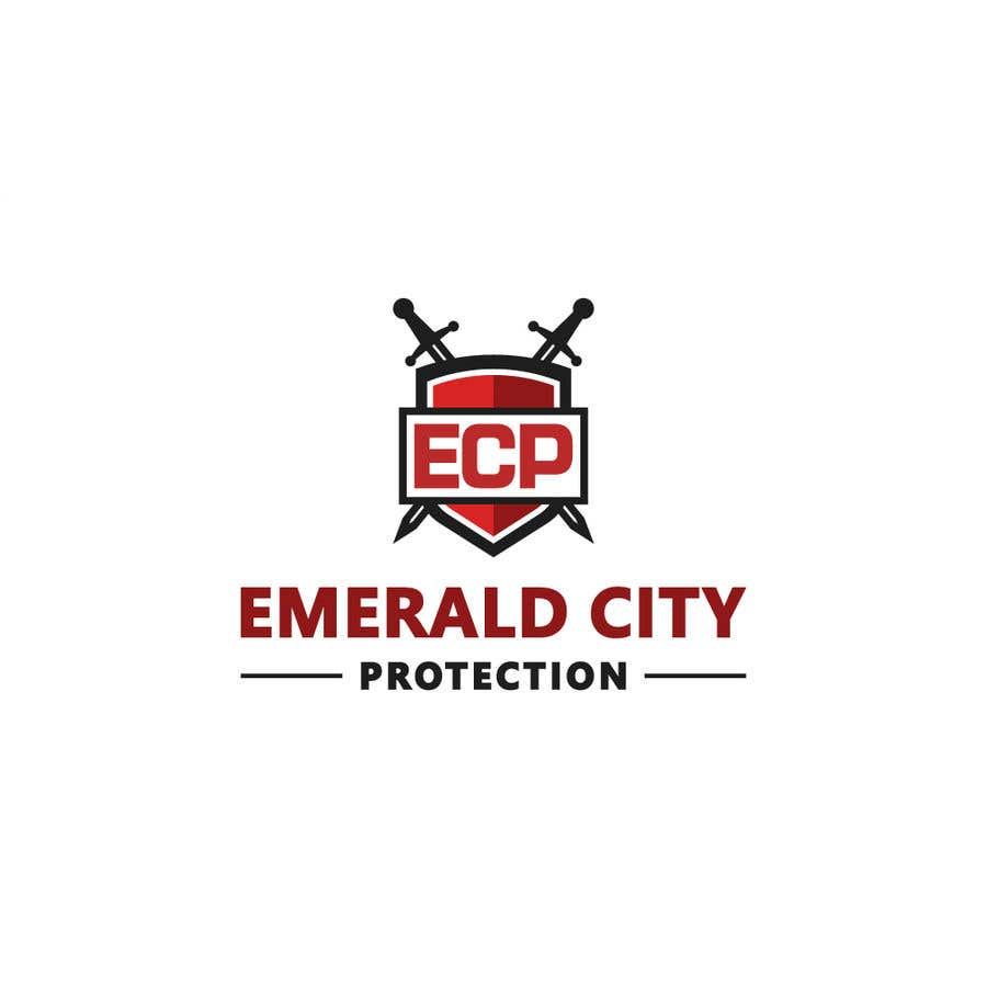 Конкурсная заявка №                                        235                                      для                                         Emerald City Protection…Logo