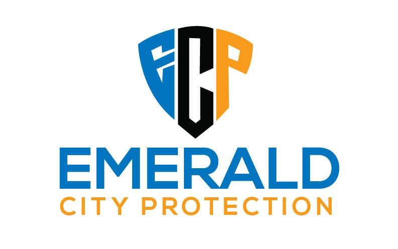 Конкурсная заявка №                                        49                                      для                                         Emerald City Protection…Logo