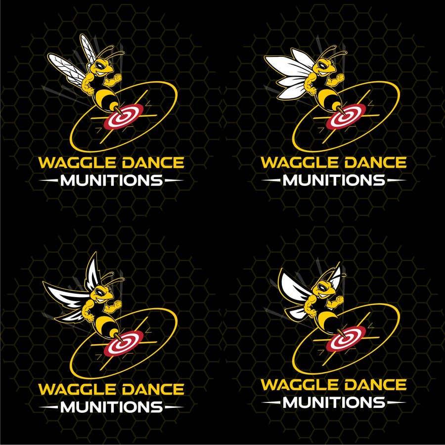 Konkurrenceindlæg #                                        146                                      for                                         Waggle dance logo
