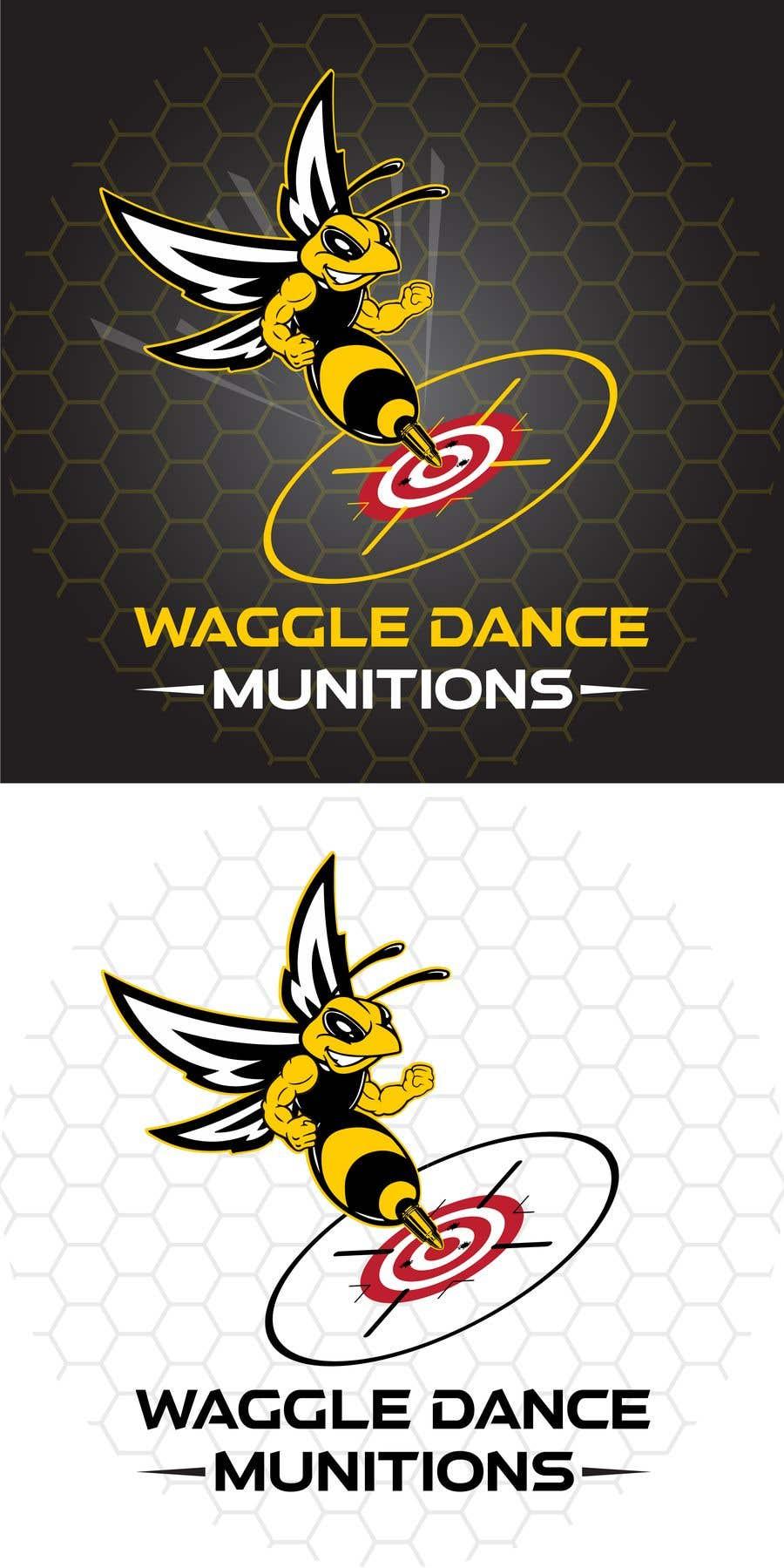 Konkurrenceindlæg #                                        169                                      for                                         Waggle dance logo