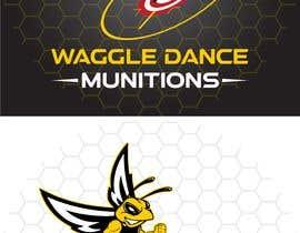 #169 for Waggle dance logo af vivekbsankar