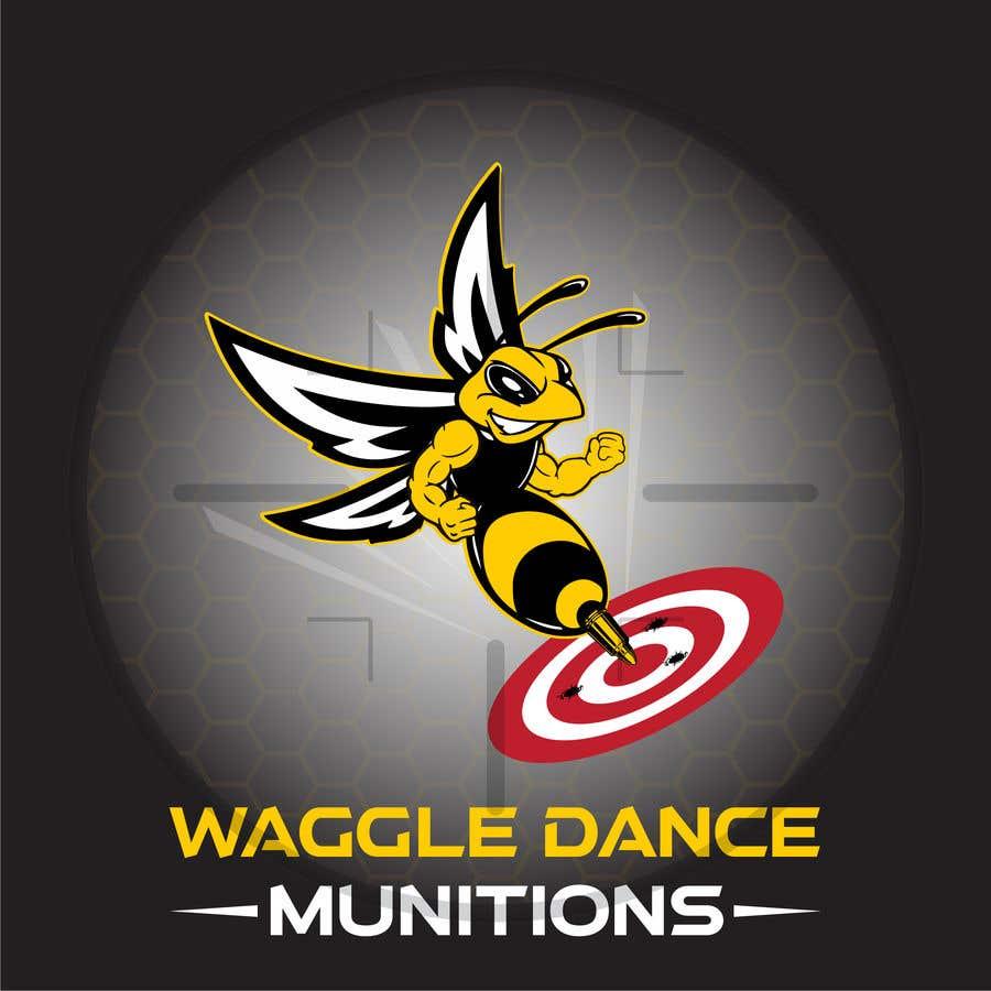 Konkurrenceindlæg #                                        176                                      for                                         Waggle dance logo
