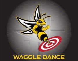 #176 for Waggle dance logo af vivekbsankar