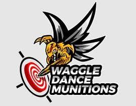 #133 for Waggle dance logo af waktucreative