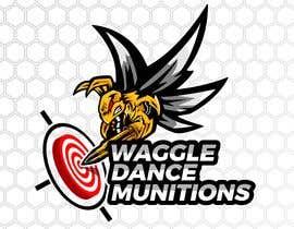 #145 for Waggle dance logo af waktucreative