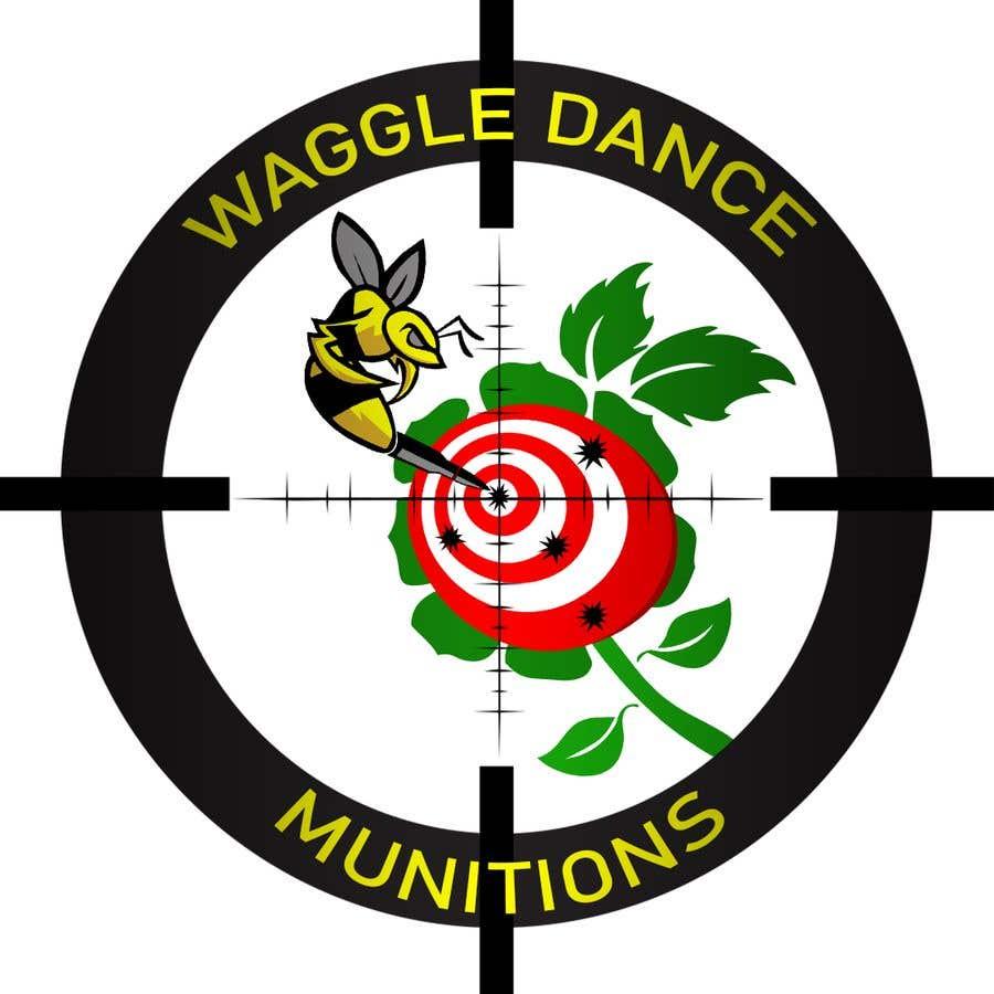 Konkurrenceindlæg #                                        164                                      for                                         Waggle dance logo