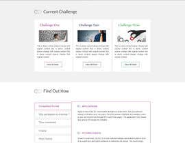 #11 untuk Design a Website Mockup for a Start-Up Competition oleh dreamsweb