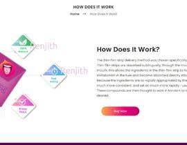 #9 for Website Content Redesign af itsmerenjith