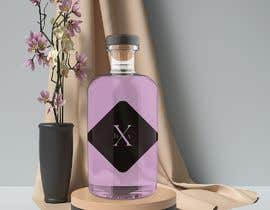 #40 for Purple gin silk screened Label af balzano96