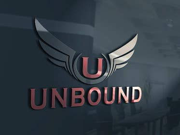 RAIDAHKHALIDSYED tarafından Design a Logo for 'Unbound' Gym Apparel için no 85
