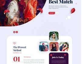 Nro 15 kilpailuun Webdesigner for Dating site käyttäjältä kimbudivine