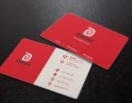 #139 untuk Design some Business Cards for Dialcom Inc. oleh zillurrahman760