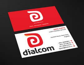 #138 untuk Design some Business Cards for Dialcom Inc. oleh flechero