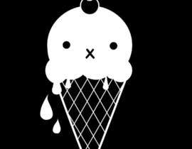 #32 para VERY SIMPLE JOB - Design a kawaii ice cream t-shirt print for infant/children's clothing brand por joannaruthdt
