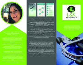 Nro 32 kilpailuun Design a Brochure for presentation käyttäjältä ganiix1