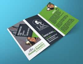 Nro 28 kilpailuun Design a Brochure for presentation käyttäjältä yassminbel