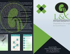 Nro 15 kilpailuun Design a Brochure for presentation käyttäjältä Fratelo102