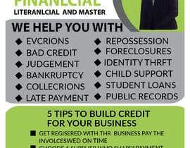 #206 for Business Flyer/poster af fazlulhuqrezaacc