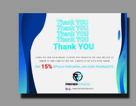 #109 for Design me a Thank you card by majnuahmed