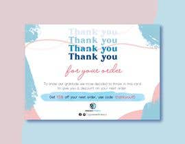 #220 for Design me a Thank you card by kimphung191196