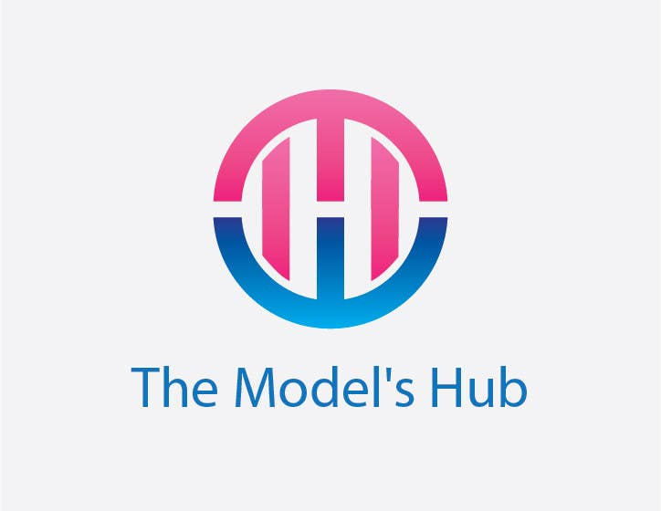 Konkurrenceindlæg #58 for The Model's Hub Logo