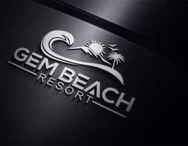 Nro 209 kilpailuun Gem Beach Resort logo käyttäjältä ra3311288