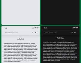 Nro 22 kilpailuun Expert UI/UX Application Designer - 13/06/2021 12:07 EDT käyttäjältä aminurrahman3